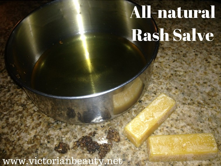 DIY Diaper Rash Salve (only three ingredients and it actually works!)