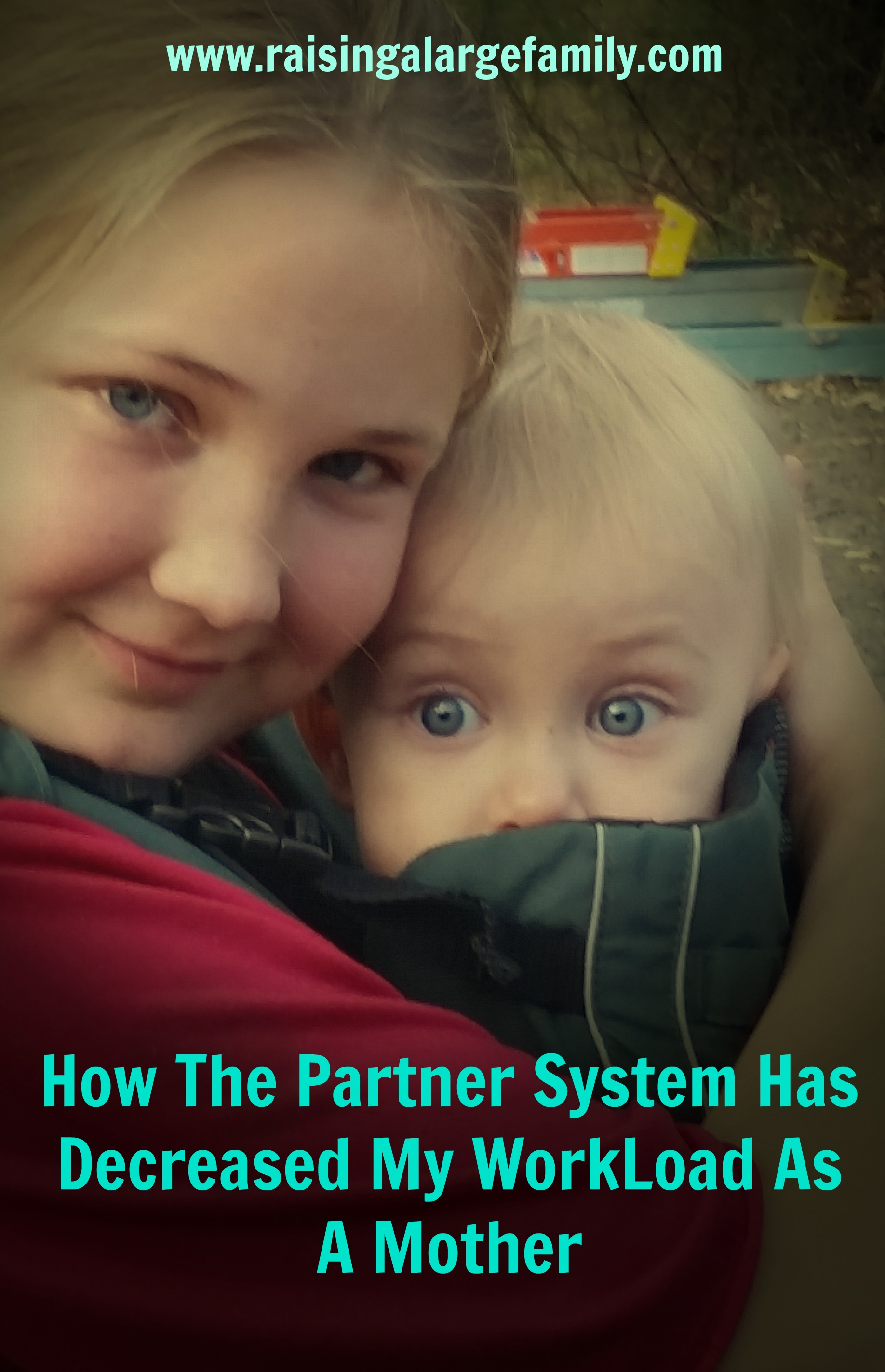 How The Partner System Has Reduced My Work Load